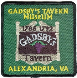 Gadsbys Patches Tavern Sign