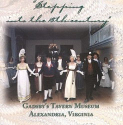 Stepping into 18th-Century (CD)
