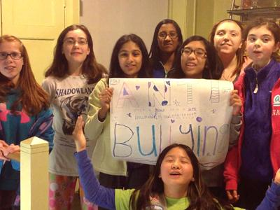 Girl Scout Overnight: Cadette Girl Scouts