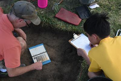 Archaeology Summer Camp 2019 (Ages 12-15)