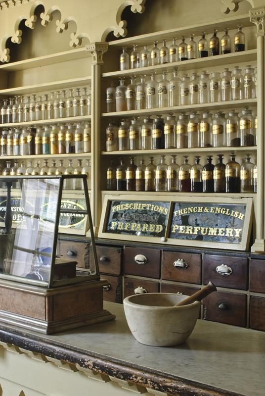 Apothecary Museum Timed Entry