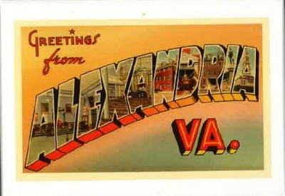 Greetings from Alexandria Magnet,VA-99