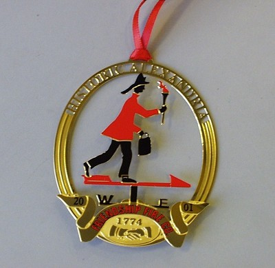 Friendship Ornament (1996)