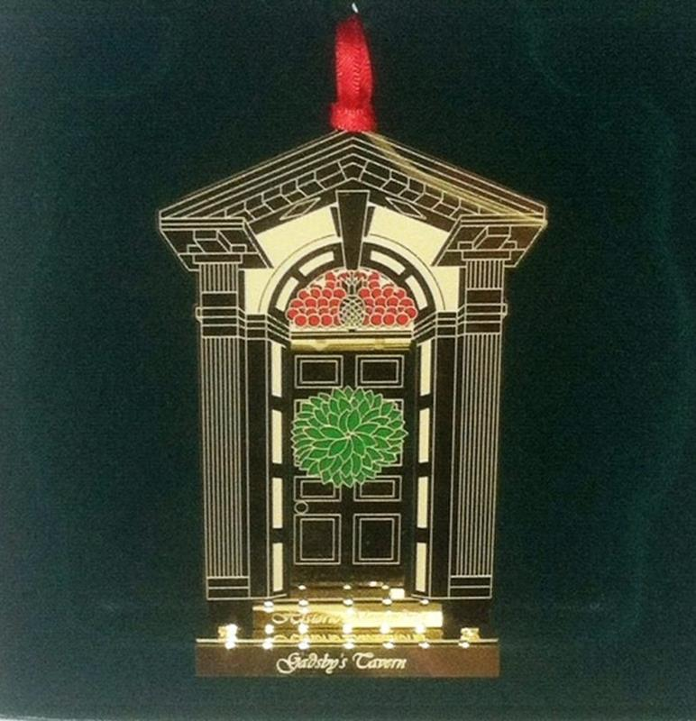 Gadsbys Door Ornament (1997)
