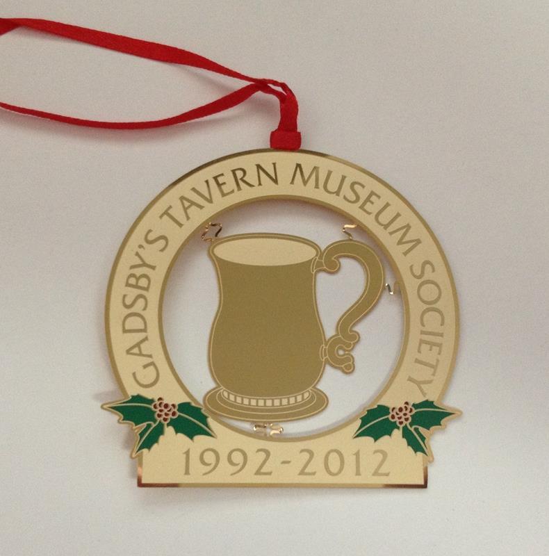GTMS Anniversary Ornament (2012)