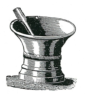 MortarPestle - Benefactor/Corporate