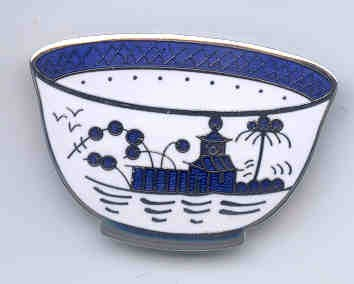 Gadsby's Punch Bowl Pin