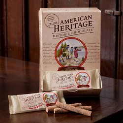 American Heritage Chocolate Sticks