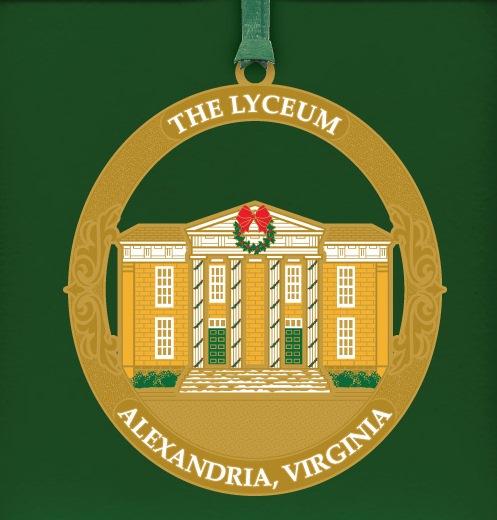 Lyceum Ornament (2013)