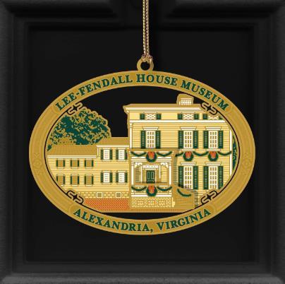 Lee-Fendall House Ornament (2018)