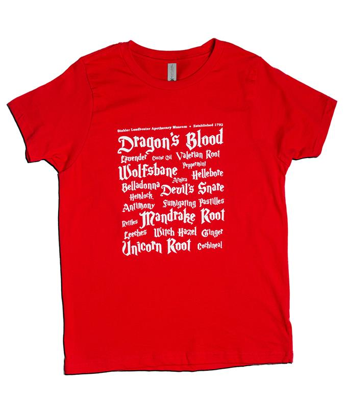Dragon's Blood T Shirt,NEXT LEVEL TEE
