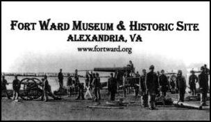 Fort Ward Magnet - Historic Photo