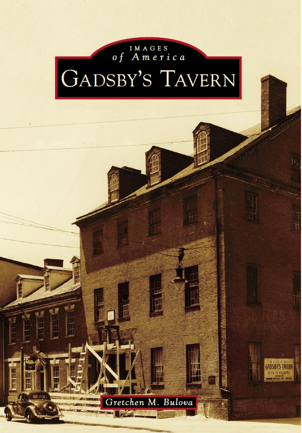 Gadsby's Tavern Book
