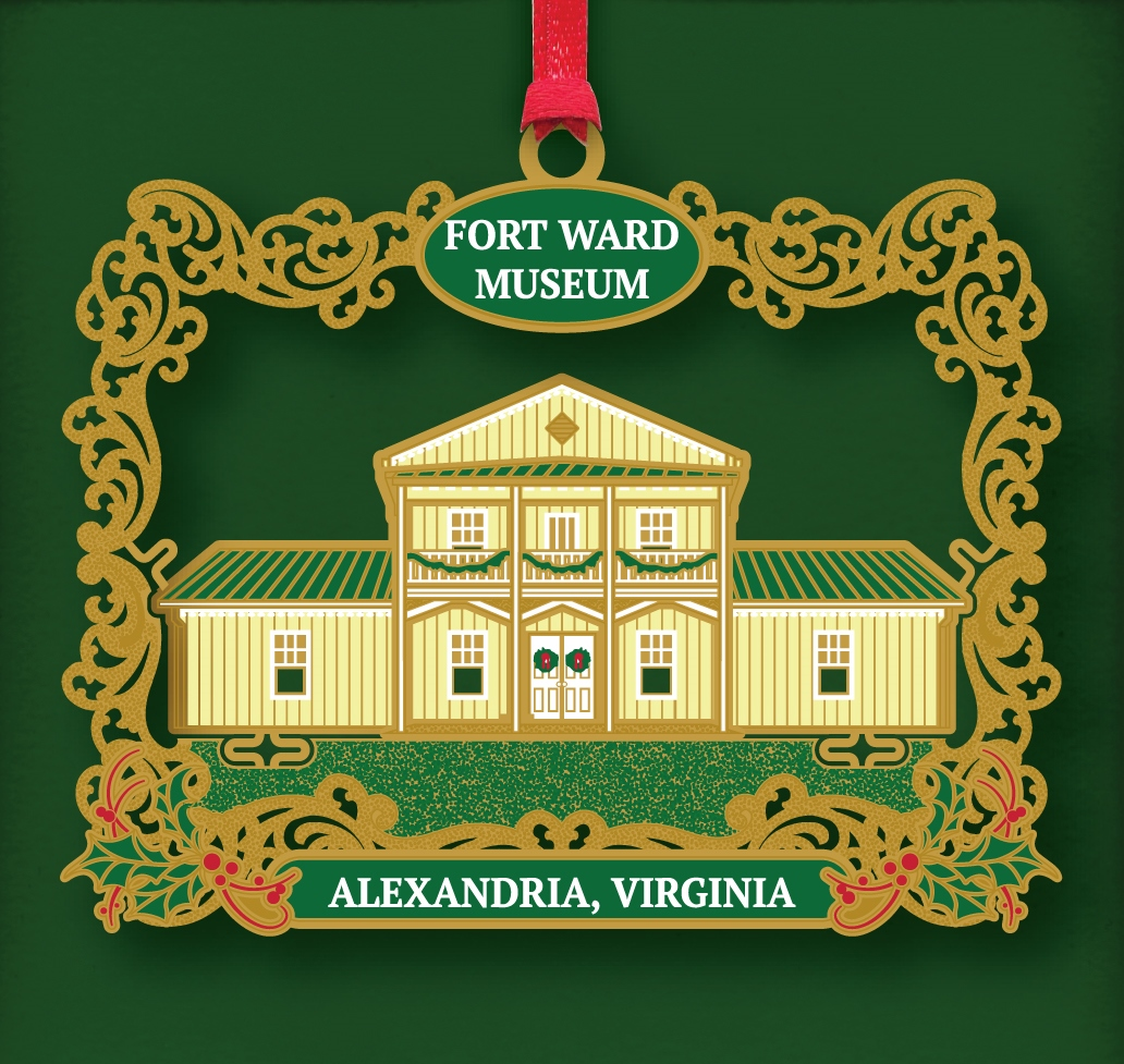 Fort Ward Ornament (2015)