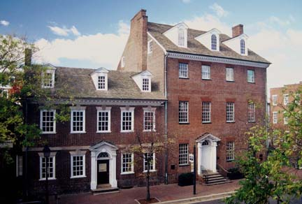 Gadsby's Tavern Museum Donation
