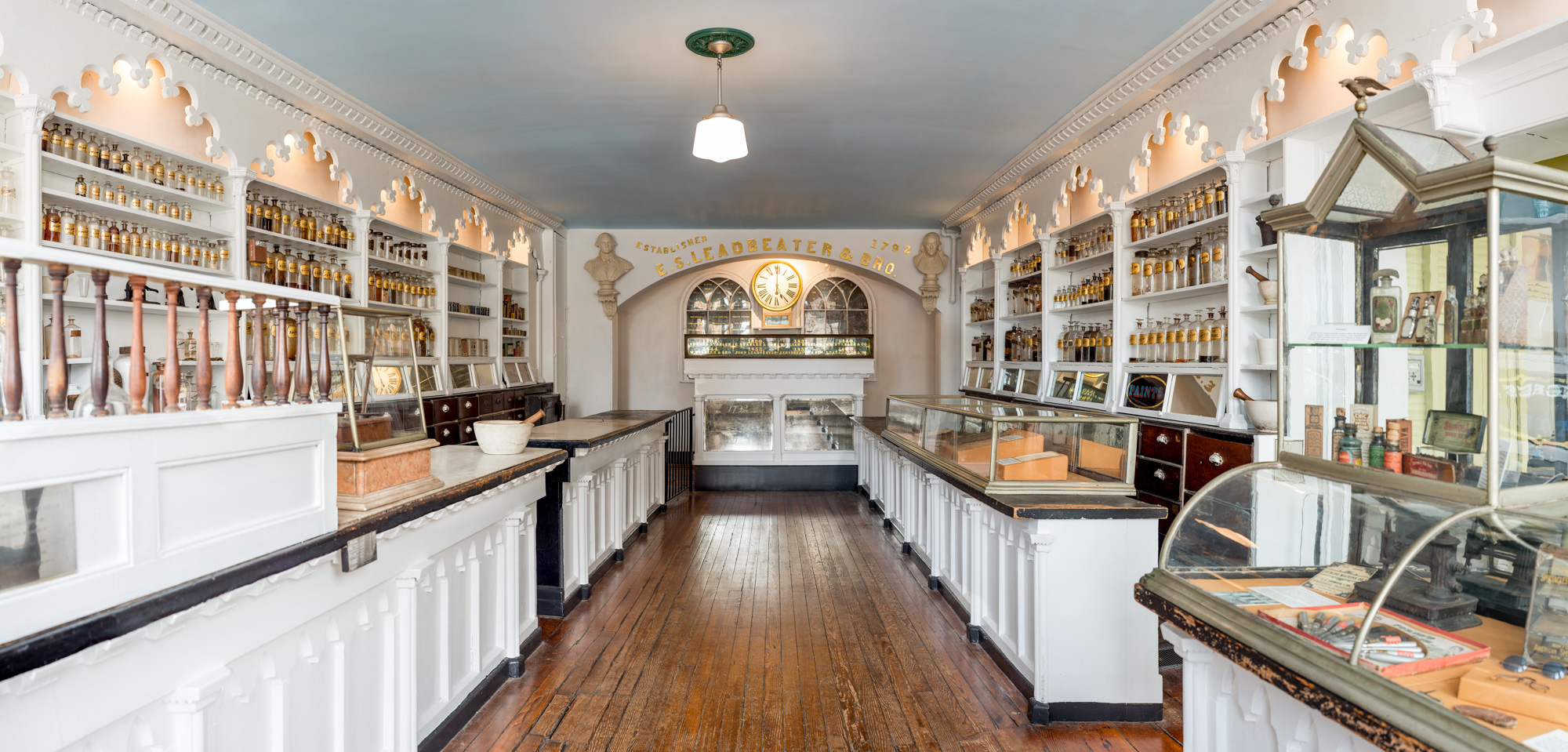Stabler-Leadbeater Apothecary Museum Donation