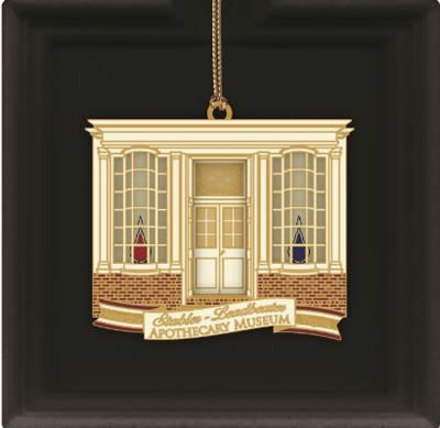 Apothecary Ornament (2016)